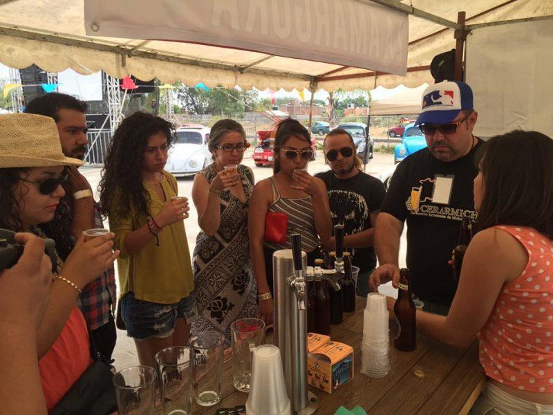 Cerveza artesanal de Paracho