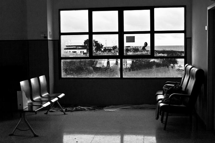 #TextosAislados: Sala de emergencia