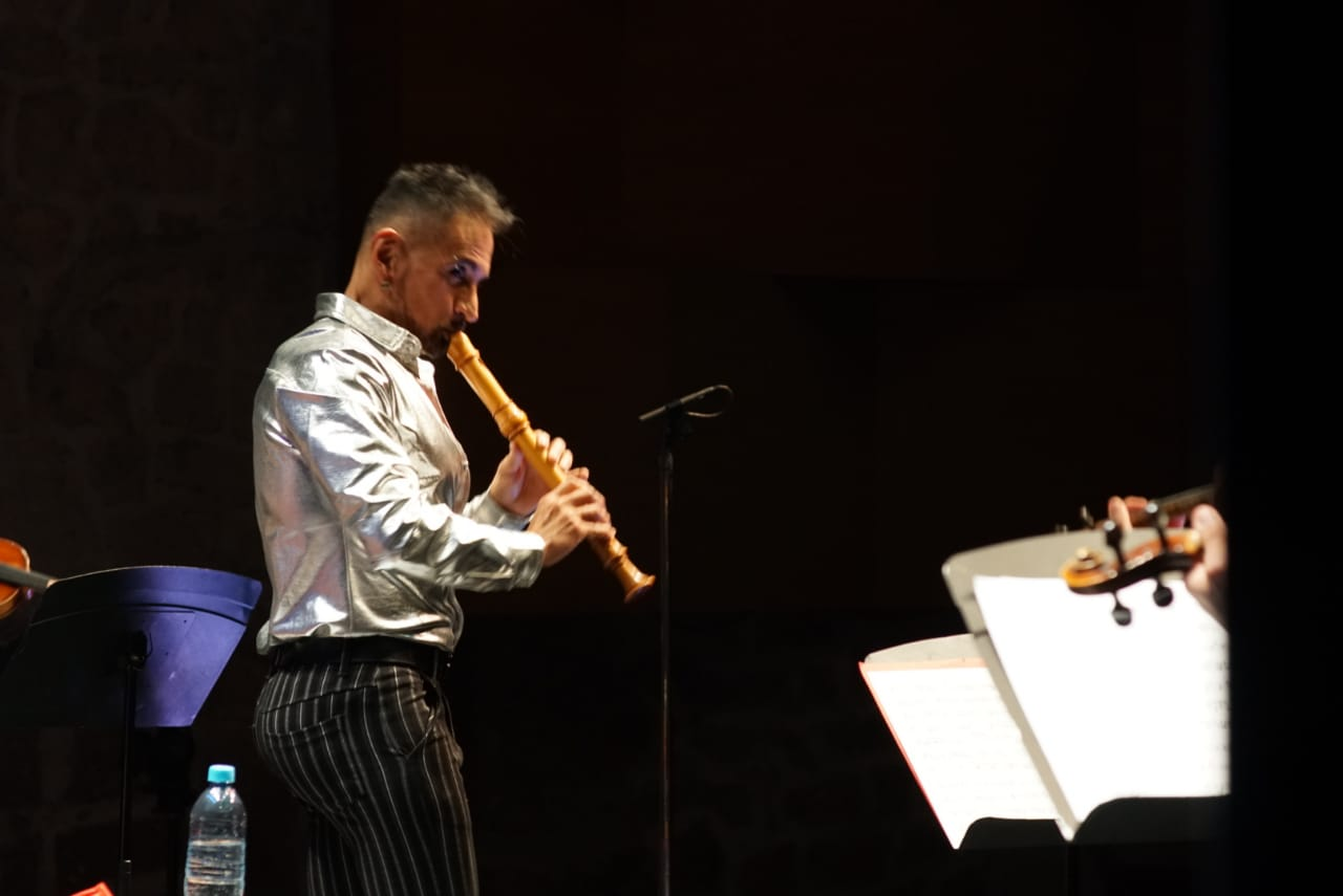 Horacio Franco y Capella Barroca en el FMM